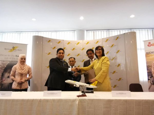 Royal Brunei Airlines to fly Brunei-Kuching route beginning Dec 28
